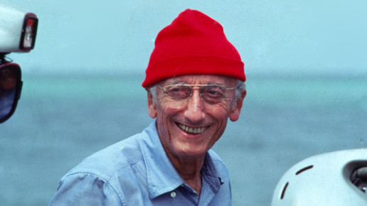 Dedication to Jacques Cousteau